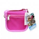 Frozen Ruby Pink String Wallet #A08152PK