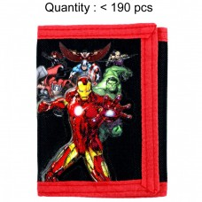 Avengers Comic Trifold Wallet #AC24790