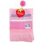Strawberry Shortcake 2pcs Beanie & Scarf Set #AGKH3073-2P