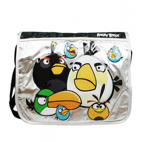 Angry Birds Large Messenger Bag #AN10893