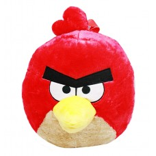 Angry Birds (Red Bird) Plush Backpack #AN10949B