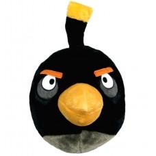 Angry Birds (Black Bird) Plush Backpack #AN10950B