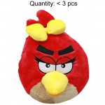 Angry Birds (Female Red Bird) Plush Backpack #AN10975B
