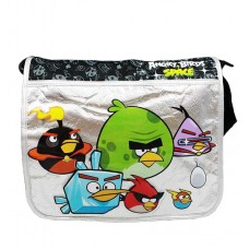 Angry Birds Space Gang Large Messenger Bag (Black) #AN11527