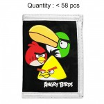 Angry Birds Trifold Wallet #AN9266