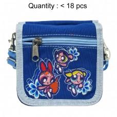 Power Puff Girls String Wallet #BCK58004B