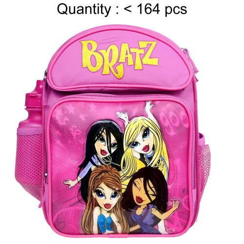 Bratz Halo Small Backpack with Water Bottle #BGK000609