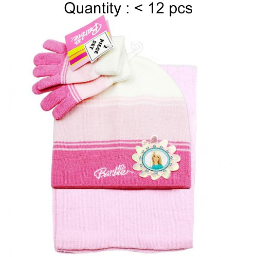 Barbie Flower 3pcs Set #BGKS1118-3