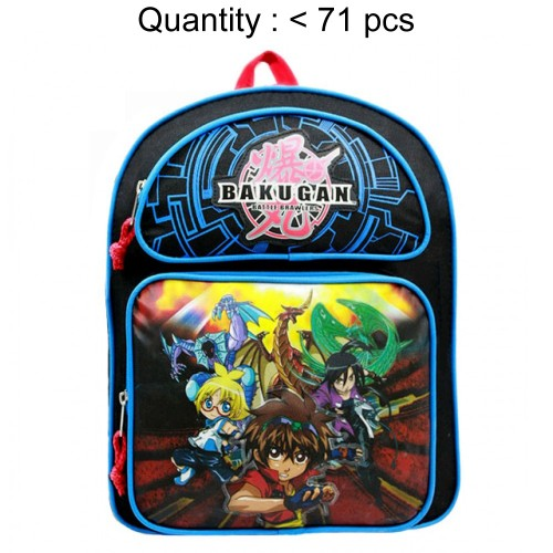 Bakugan Medium Backpack #BGTA1904
