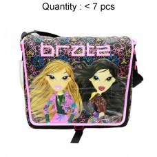 Bratz Outline Messenger Bag #BHK000626