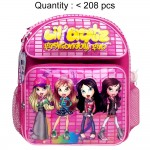 Bratz Lil Bratz Freestyle Small Backpack with Water Bottle #BHK000627
