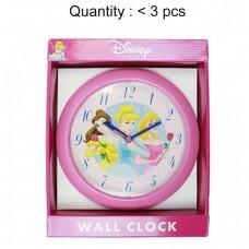 Disney Princess Round Wall Clock #DC94632
