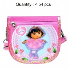 c3ebbfa74 Dora the Explorer Ballet String Wallet #DE21502