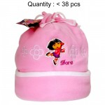 Dora the Explorer Fleece Beanie #DTFH2071P