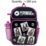 Bratz Lips Small Backpack with Water Bottle #MBBR0010