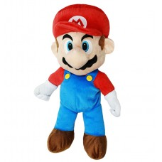 Super Mario Bros (Mario) Plush Backpack #NN3683