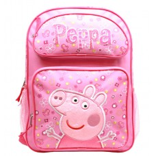 Peppa Pig Large Backpack #PI34980
