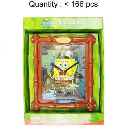 Sponge Bob Wall Clock #SBC210