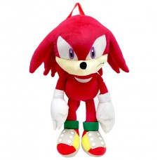 Sonic The Hedgehog Knuckles Plush Backpack #SH12299