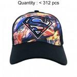 Superman Baseball Cap #SM1868-B
