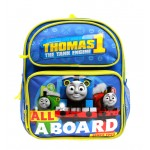 Thomas the Tank Engine All Aboard Small Backpack #TECM01