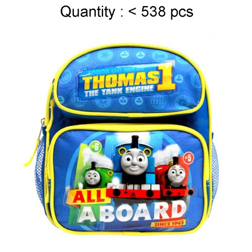 Thomas the Tank Engine All Aboard Mini Backpack #TECM02