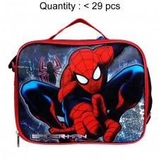 Spider-Man Black Spider Lunch #US23191