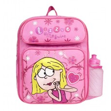 Lizzie McGuire Heart Small Backpack with Water Bottle #22753