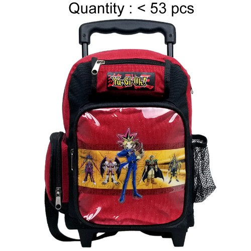 Yu-Gi-Oh Stand Small Rolling Backpack #49081R