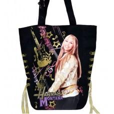 1497bfc83e2d Hannah Montana Yellow Ribbon Tote Bag  56703