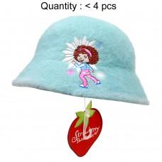 Strawberry Shortcake Angora Bucket Hat #SSBH60-B