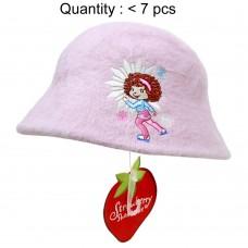 Strawberry Shortcake Angora Bucket Hat #SSBH60-P
