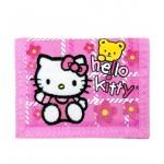 Hello Kitty Teddy Trifold Wallet #81605