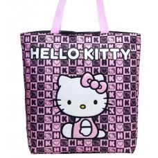3e5ac140803b Hello Kitty Dice Black Tote Bag  82352