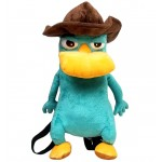 Phineas and Ferb (Perry) Plush Backpack #DC8678