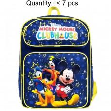 Mickey Mouse Star Medium Backpack #MC24795