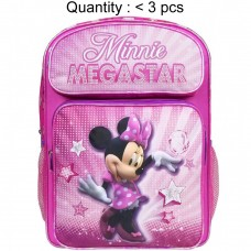 Minnie Mouse Mega Large Backpack #MW23171