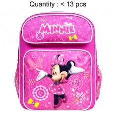 Minnie Mouse Bow Medium Backpack #MW26781