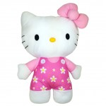 Hello Kitty Plush Backpack #C6LF03