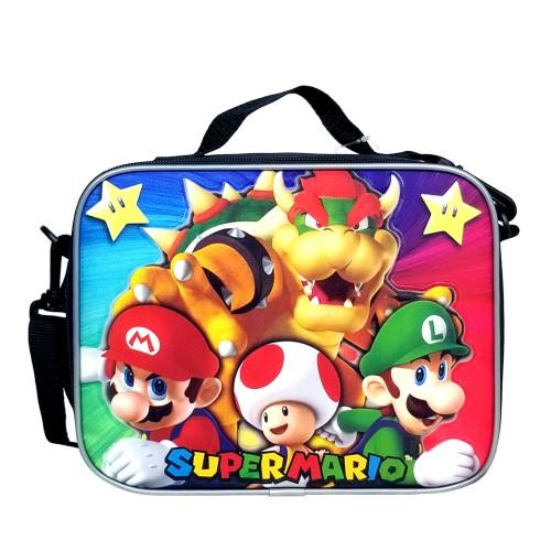 Super Mario Bros Super Bowser Lunch #NN43771