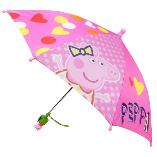 Peppa Pig Umbrella Pink #PEP073