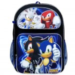 Sonic the Hedgehog Team Large Backpack #SH43694