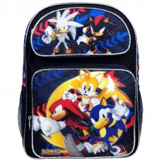 Sonic the Hedgehog Speedy Large Backpack #SH46991