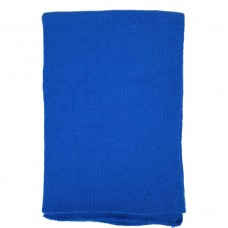 Royal Blue Scarf #2551