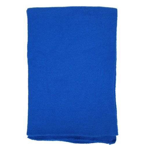 Royal Blue Scarf #2551