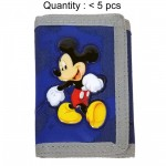 Mickey Mouse Trifold Wallet #27616