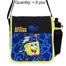 Sponge Bob Jelly Hunter DJ Lunch with Water Bottle #28077