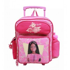 Barbie AA Small Rolling Backpack #31039