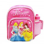 Princess Diamond Mini Backpack with Water Bottle #36299