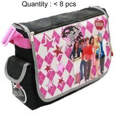 High School Musical Plaid Messenger Bag #56858